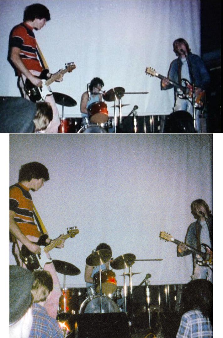 "04-18-1987, Pre-Nirvana gig as ""Skid Row"", Community World Theater: Soylent Green (Tacoma, WA), Nisqually Delta Podunk Nightmare, Nirvana | Sceneroller"