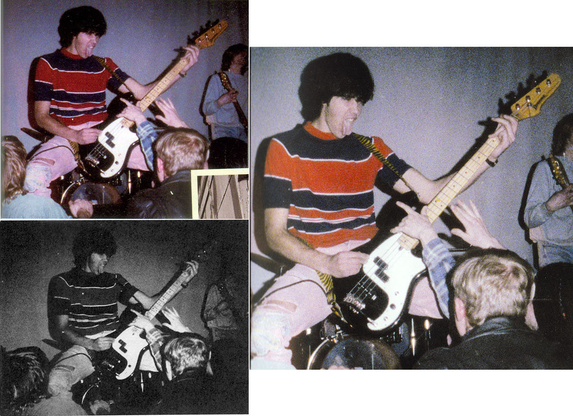 "04-18-1987, Pre-Nirvana gig as ""Skid Row"", Community World Theater: Soylent Green (Tacoma, WA), Nisqually Delta Podunk Nightmare, Nirvana"