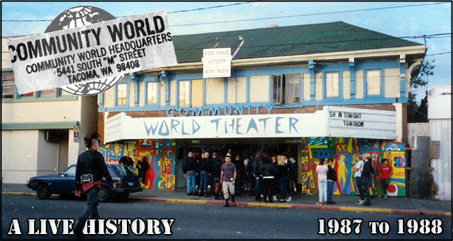 Community world theater tacoma wa 1987 to 1988 a live history community world theater junglespirit Choice Image